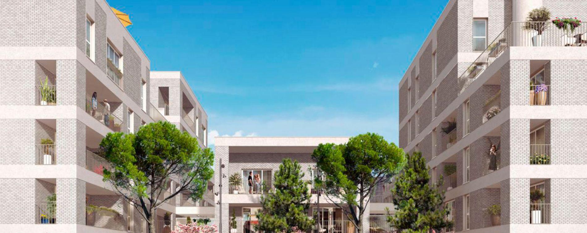 Nantes : programme immobilier neuve « Cosmopolitan » en Loi Pinel (3)