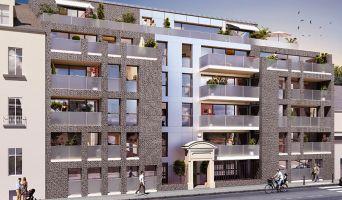 Photo du Résidence « Cour Bastille » programme immobilier neuf en Loi Pinel à Nantes