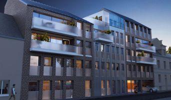 Photo n°2 du Résidence « Cour Bastille » programme immobilier neuf en Loi Pinel à Nantes