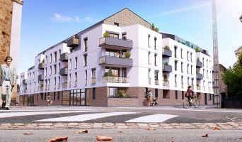 Photo du Résidence « Cours Lamartine » programme immobilier neuf en Loi Pinel à Nantes