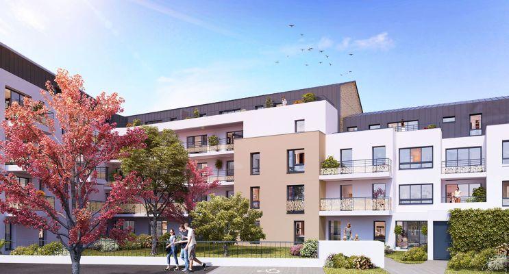 Résidence « Cours Lamartine » programme immobilier neuf en Loi Pinel à Nantes n°2