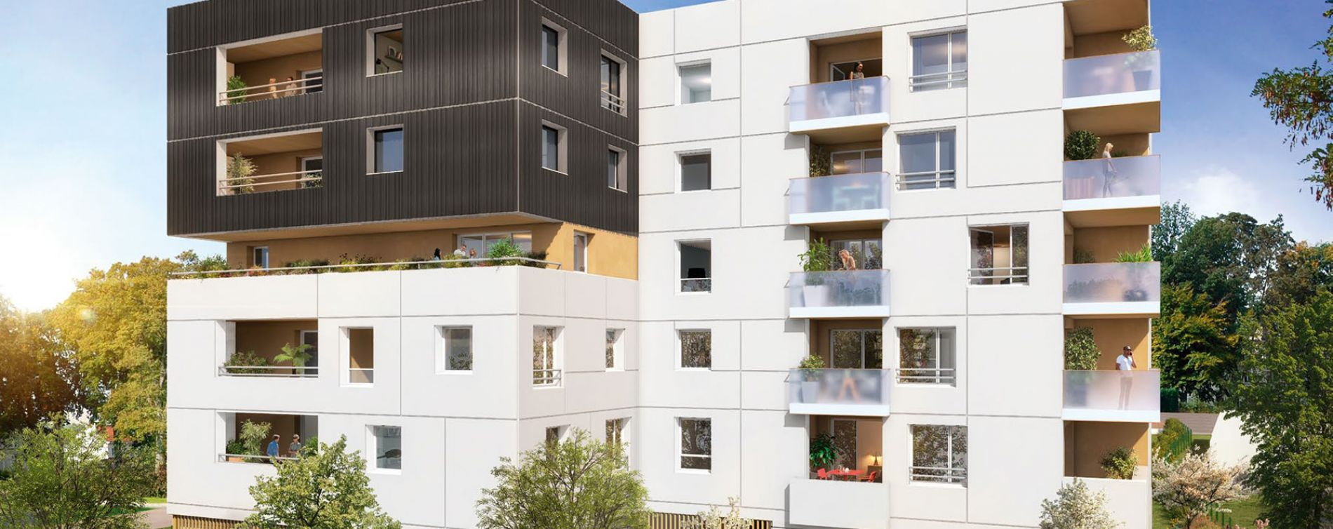 Nantes : programme immobilier neuve « Programme immobilier n°217825 » (2)