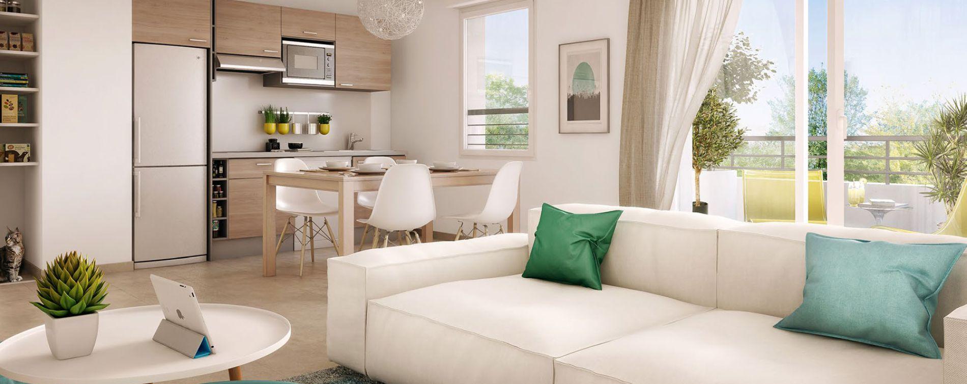 Nantes : programme immobilier neuve « Programme immobilier n°217825 » (3)