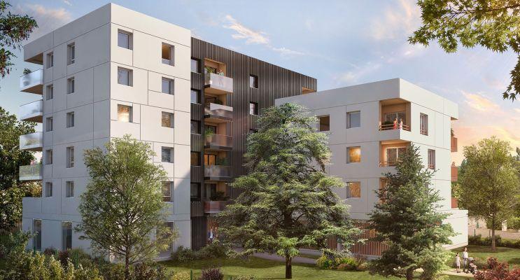 Photo du Résidence «  n°217825 » programme immobilier neuf en Loi Pinel à Nantes
