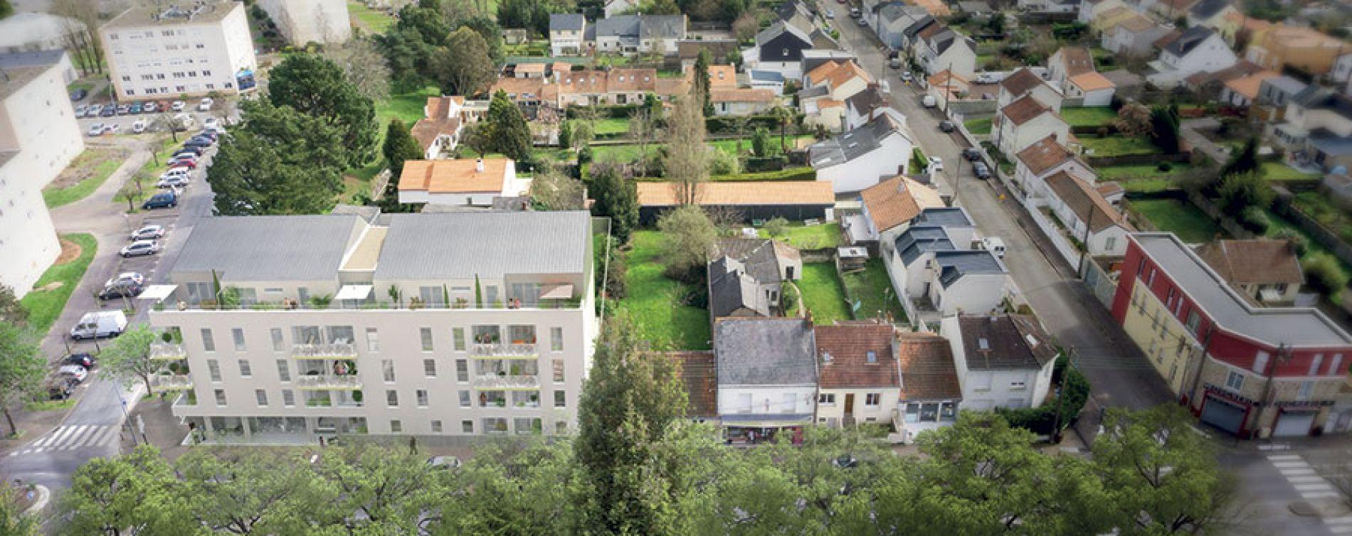 Résidence Empreinte à Nantes