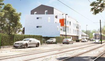 Nantes : programme immobilier neuf « Equation » en Loi Pinel