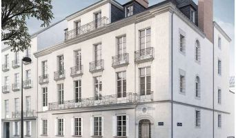 Photo du Résidence « Gabriel » programme immobilier à rénover en Loi Pinel ancien à Nantes