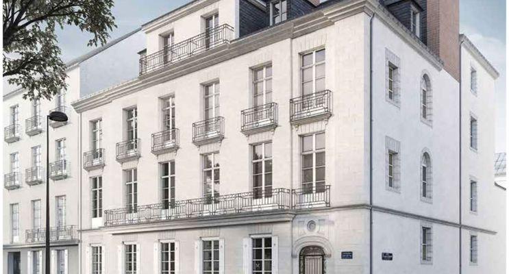 Résidence « Gabriel » programme immobilier à rénover en Loi Pinel ancien à Nantes