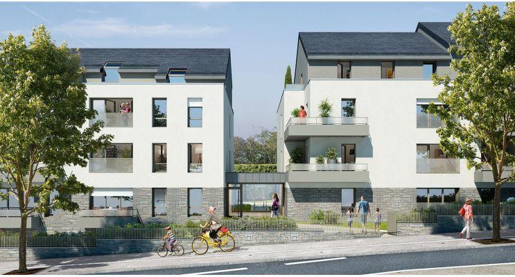 Photo du Résidence « Gallery Procé » programme immobilier neuf en Loi Pinel à Nantes