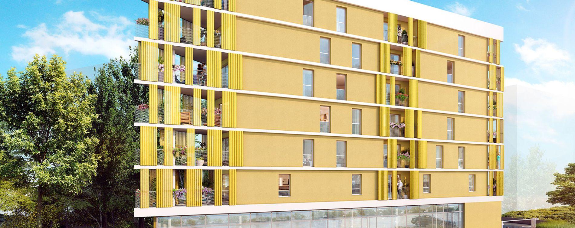Résidence Ironflat à Nantes
