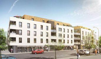 Résidence « Kallima » programme immobilier neuf en Loi Pinel à Nantes n°2