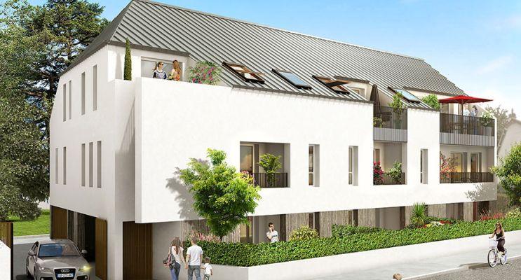 Résidence « Kedros » programme immobilier neuf en Loi Pinel à Nantes n°1
