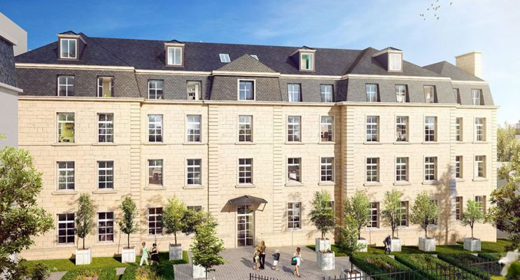 Photo du Résidence « La Grande Maison » programme immobilier à rénover en Loi Pinel ancien à Nantes
