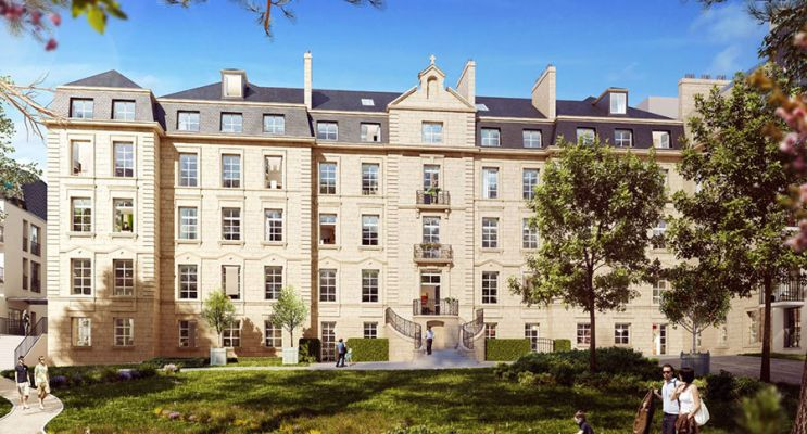 Résidence « La Grande Maison » programme immobilier à rénover en Loi Pinel ancien à Nantes n°2