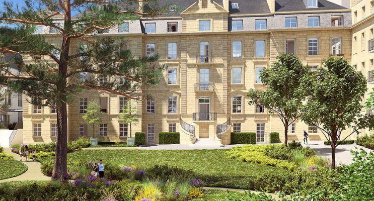 Résidence « La Grande Maison » programme immobilier à rénover en Loi Pinel ancien à Nantes n°3