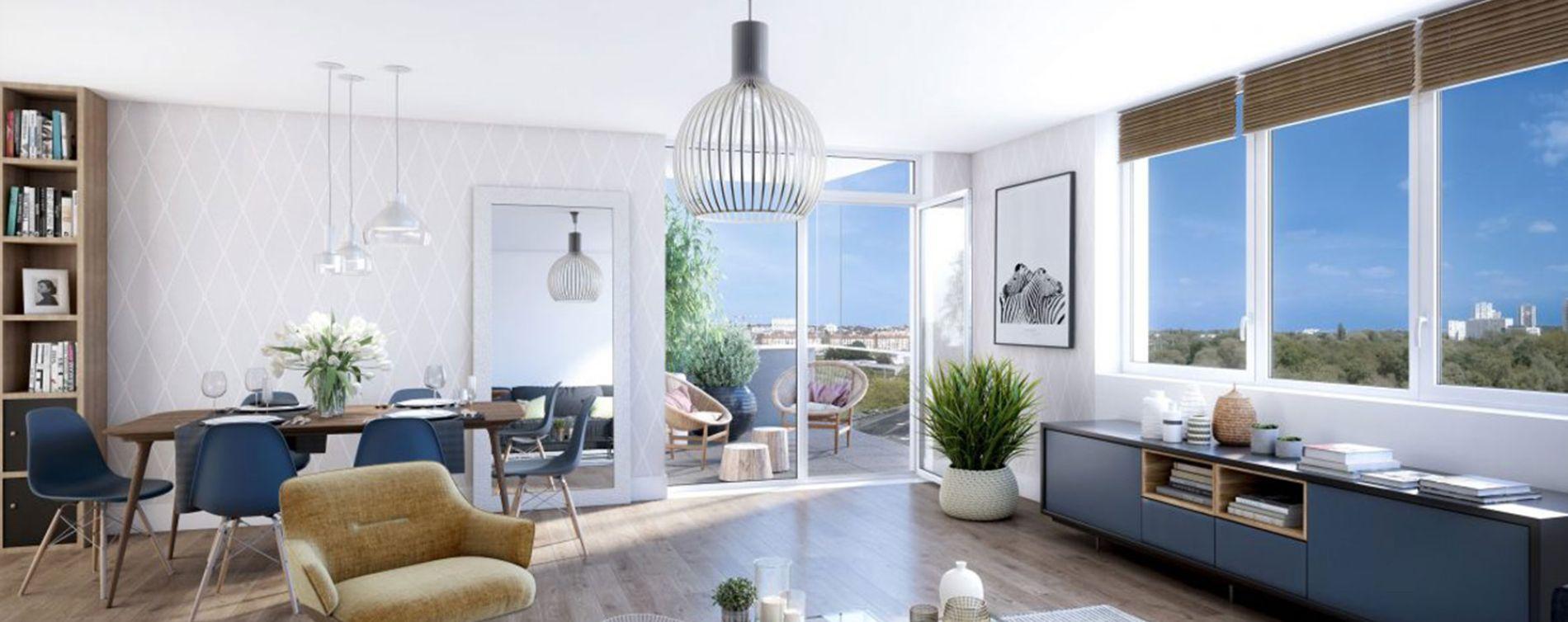 Nantes : programme immobilier neuve « Laô » (2)