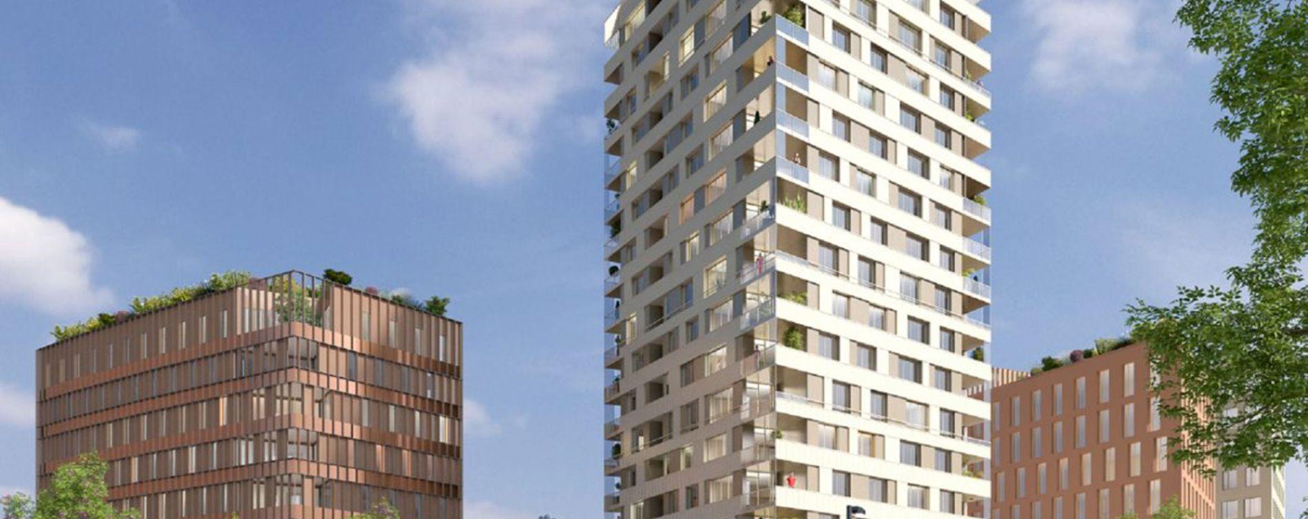 Nantes : programme immobilier neuve « Laô » (3)