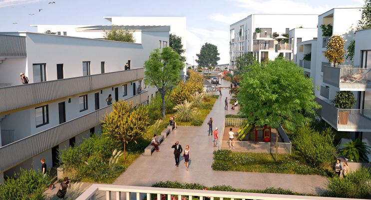 Résidence « Laøme » programme immobilier neuf en Loi Pinel à Nantes n°2