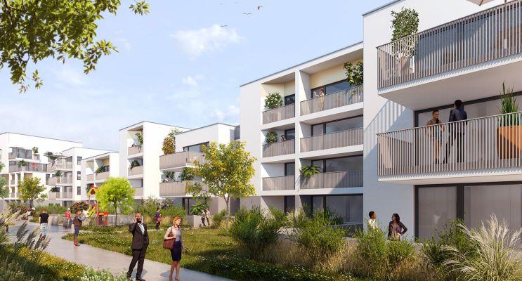 Résidence « Laøme » programme immobilier neuf en Loi Pinel à Nantes n°3