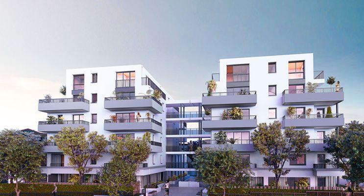 Photo du Résidence « L'Avenue » programme immobilier neuf en Loi Pinel à Nantes