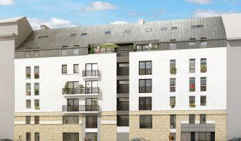 Résidence « Le Cours Félibien » programme immobilier neuf en Loi Pinel à Nantes n°2