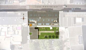 Résidence « Le Cours Félibien » programme immobilier neuf en Loi Pinel à Nantes n°3