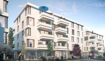 Photo n°2 du Résidence « Le Flore » programme immobilier neuf en Loi Pinel à Nantes