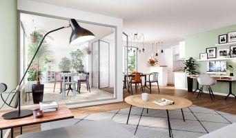 Photo n°3 du Résidence « Le Flore » programme immobilier neuf en Loi Pinel à Nantes