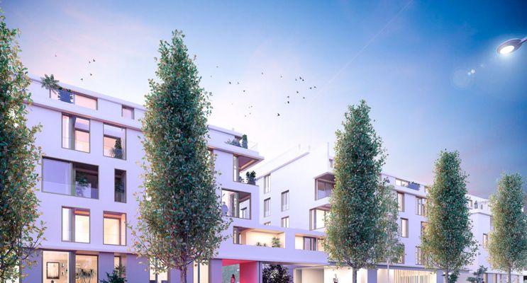 Résidence « Le Flore » programme immobilier neuf en Loi Pinel à Nantes n°1