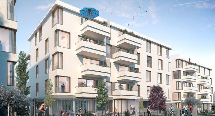 Résidence « Le Flore » programme immobilier neuf en Loi Pinel à Nantes n°2