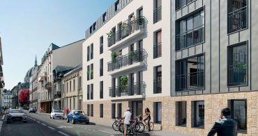 Nantes : programme immobilier neuf « Le Pavillon Saint Louis » en Loi Pinel
