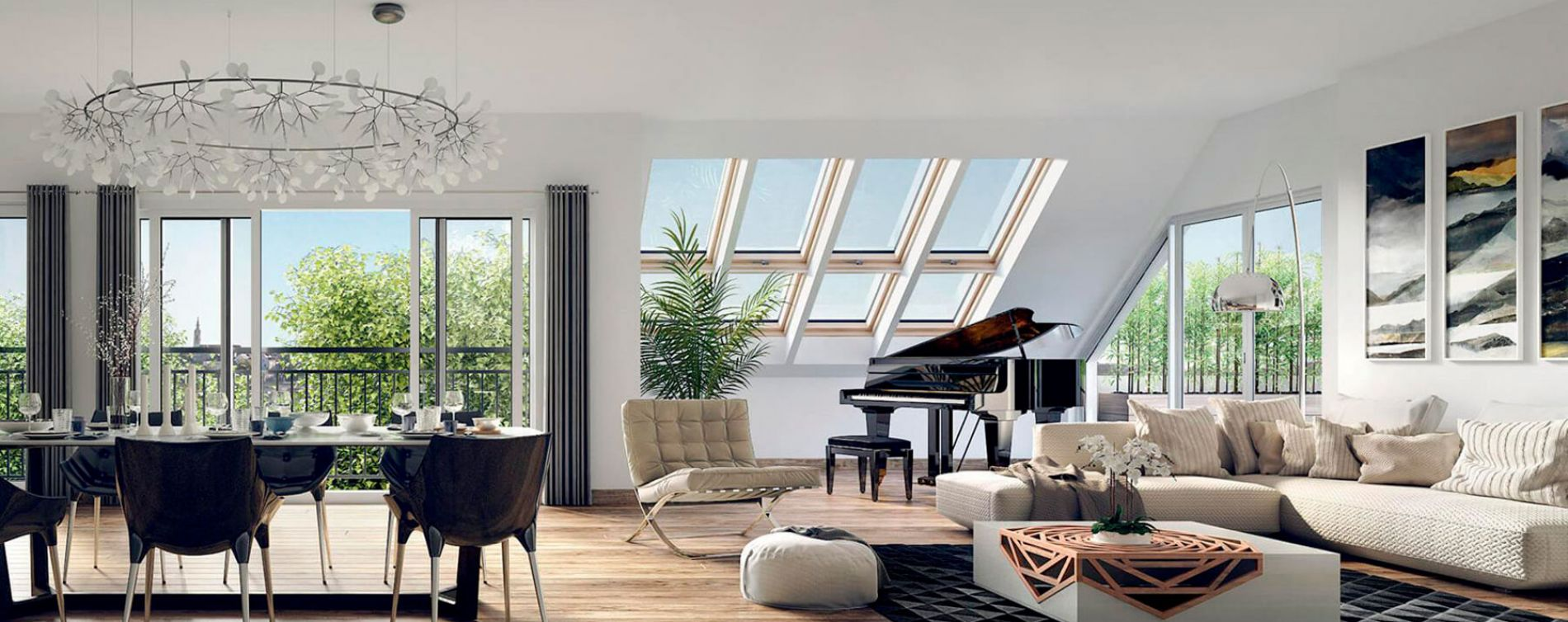 Nantes : programme immobilier neuve « Le Pavillon Saint Louis » en Loi Pinel (4)
