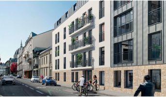 Photo du Résidence « Le Pavillon Saint Louis » programme immobilier neuf en Loi Pinel à Nantes