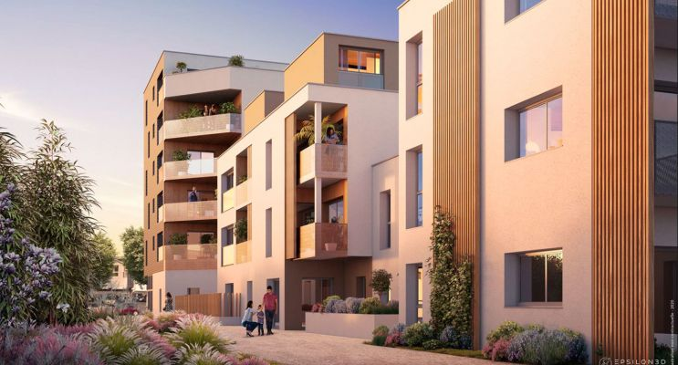 Photo du Résidence « Le Philéas » programme immobilier neuf en Loi Pinel à Nantes