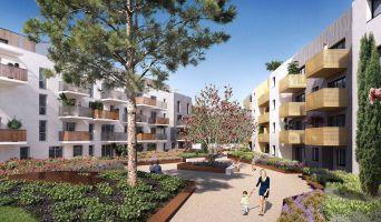 Résidence « Les Amarantes » programme immobilier neuf en Loi Pinel à Nantes n°1