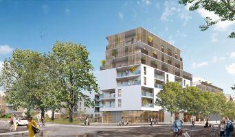 Résidence « Les Marquises » programme immobilier neuf en Loi Pinel à Nantes n°1