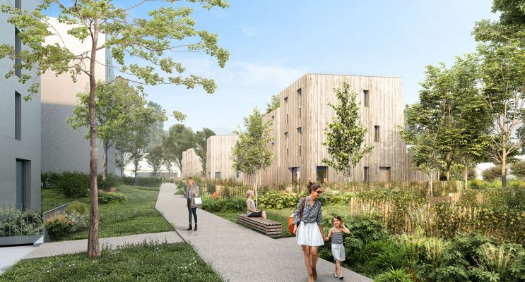 Photo n°2 du Résidence « Les Marquises » programme immobilier neuf en Loi Pinel à Nantes