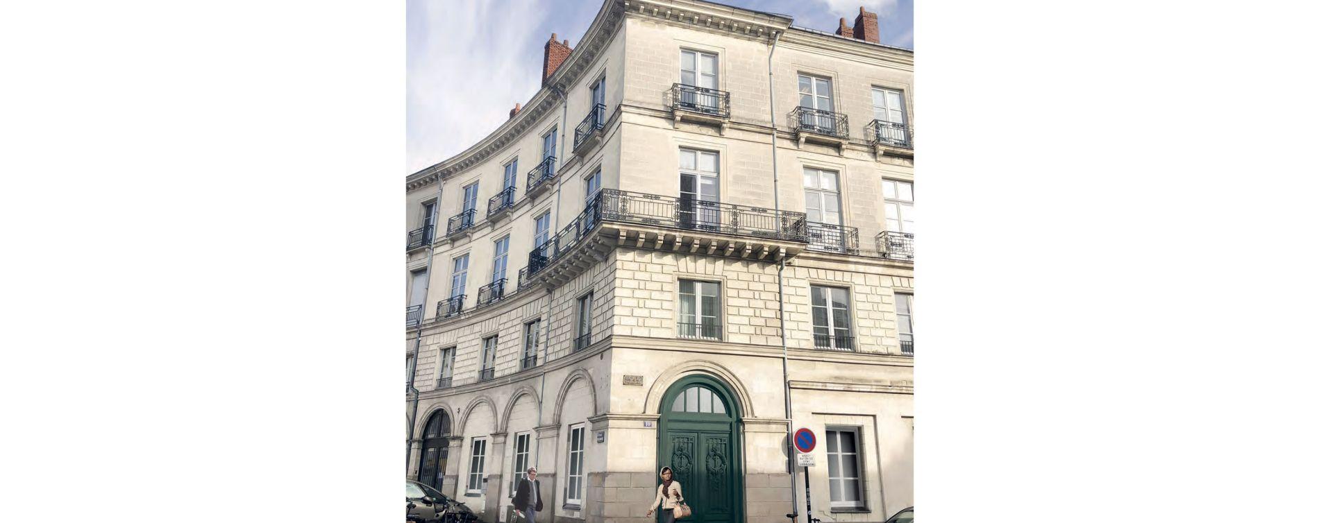 Résidence Les Rotondes Saint-Gabriel à Nantes