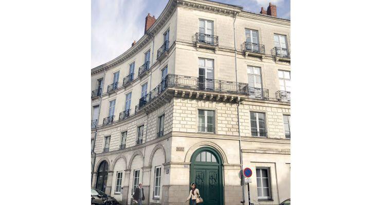 Résidence « Les Rotondes Saint-Gabriel » programme immobilier à rénover en Loi Malraux à Nantes n°2