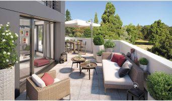 Nantes : programme immobilier neuf « L'Exception » en Loi Pinel