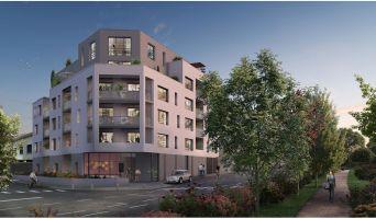 Nantes : programme immobilier neuf « L'Exeption - Nue-Propriété » en Nue Propriété