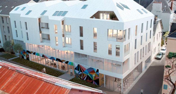 Photo du Résidence « L'Insolite » programme immobilier neuf en Loi Pinel à Nantes