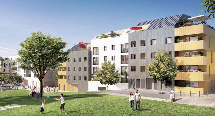 Résidence « L'Olivier » programme immobilier neuf en Loi Pinel à Nantes n°2