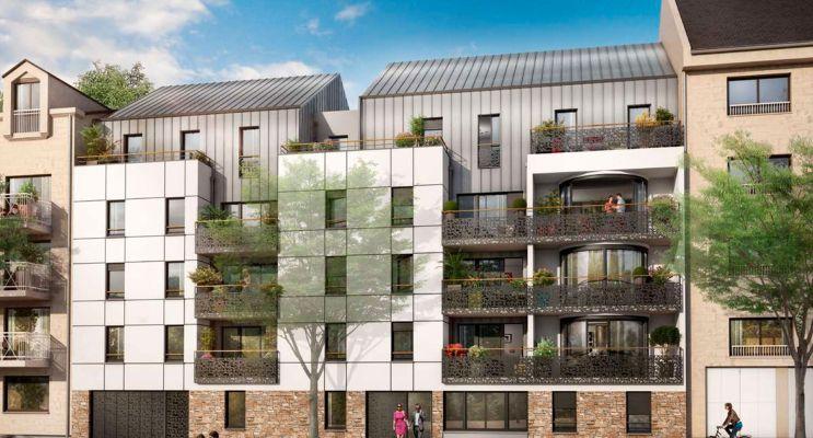 Photo du Résidence «  n°213452 » programme immobilier neuf en Nue Propriété à Nantes