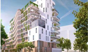 Résidence « Neo Verde » programme immobilier neuf en Loi Pinel à Nantes n°1