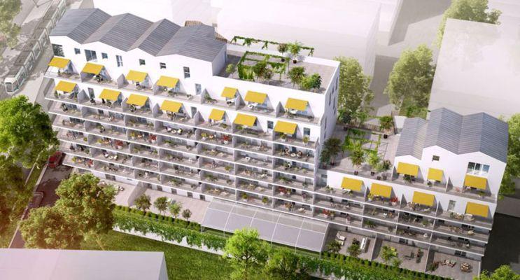Résidence « Neo Verde » programme immobilier neuf en Loi Pinel à Nantes n°2