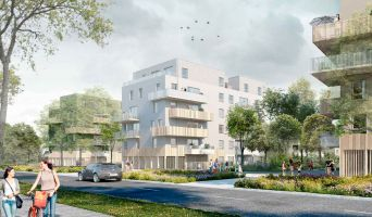 Résidence « Nuances De L'Erdre » programme immobilier neuf en Loi Pinel à Nantes n°1