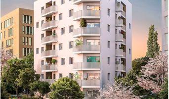Photo du Résidence « O'Delta » programme immobilier neuf à Nantes