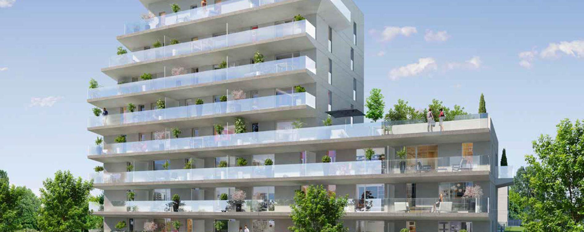 Nantes : programme immobilier neuve « Orchestra » en Loi Pinel
