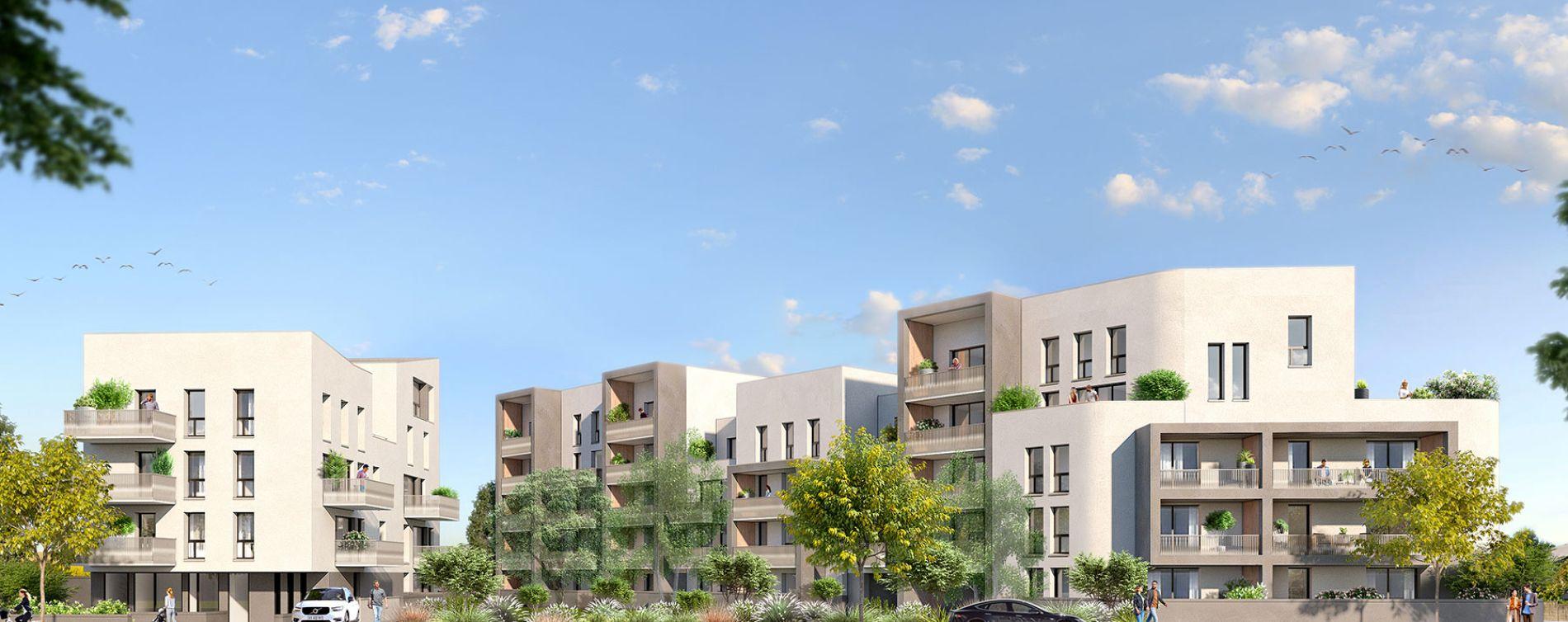 Nantes : programme immobilier neuve « Ørizon » en Loi Pinel